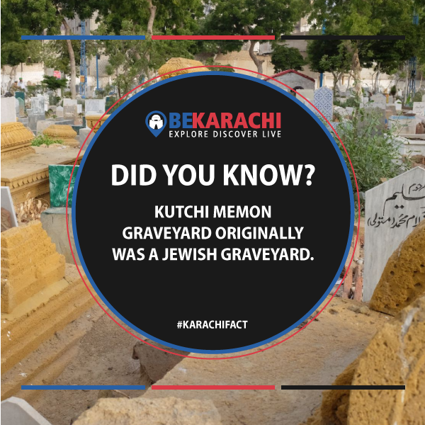 Karachi Fact No - 7 #BeKarachi #KarachiInterestingFacts