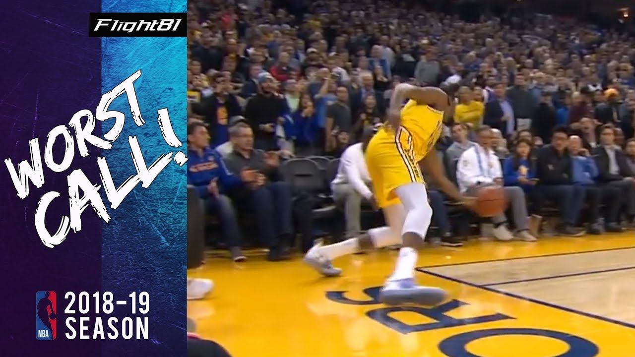 Worst Call EVER  Kevin Durant Goes Out of Bounds 51c6c3cae