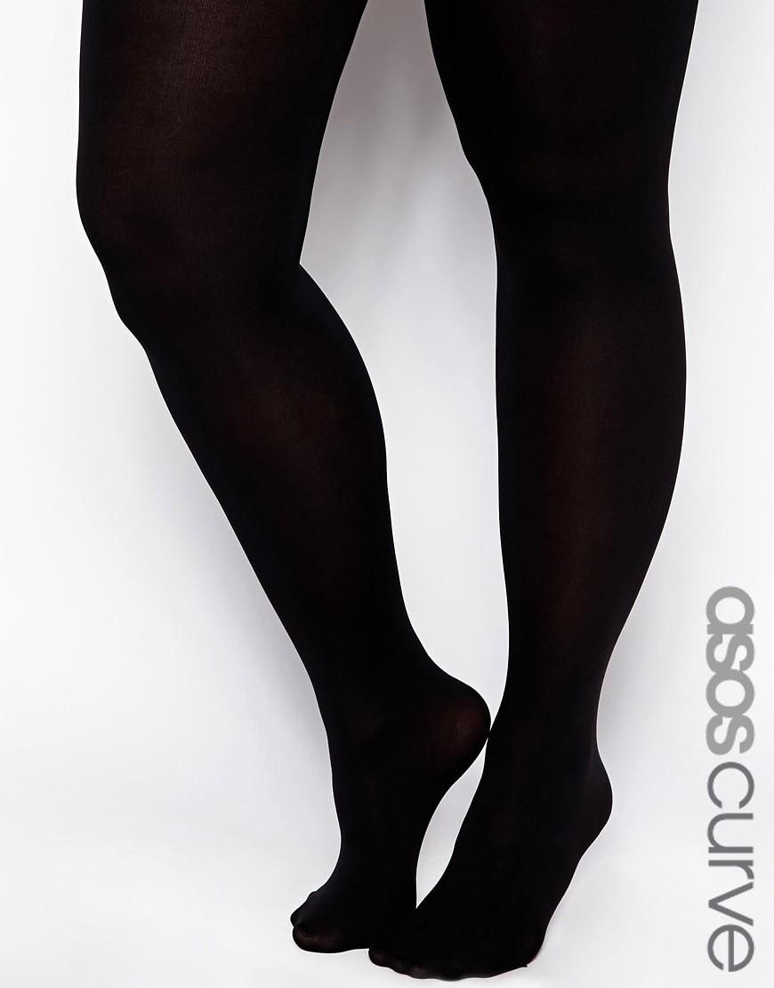 8aae2a2d13610 ASOS Curve | ASOS CURVE 200 Denier Tights at ASOS | Fashion | Tights ...