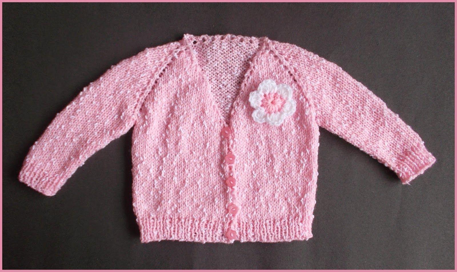 marianna\'s lazy daisy days: Mimosa Baby Cardigan Jacket | Knitting ...
