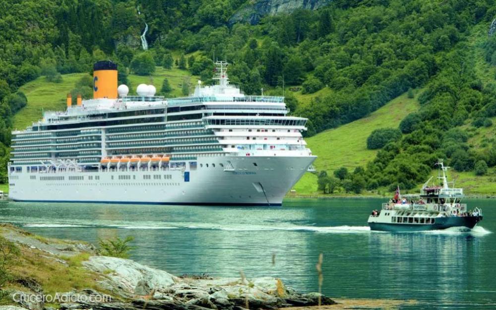 Más Barcos En Mediterráneo Y Regreso A Norte De Europa Novedades De Nuevos Itinerarios De Costa Para 2021 Costa Cruceros Europa Del Norte Cruceros