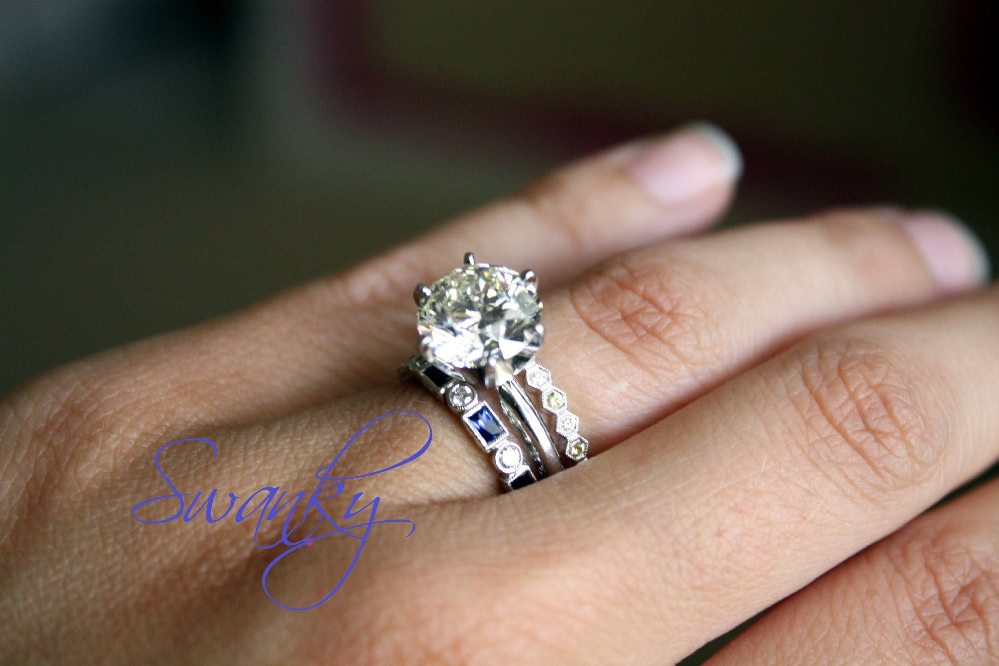 Pics Of Your Stackable Rings Photos Rings Stackable Rings