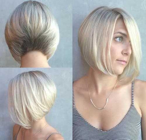 Short Hair Blonde Color Jpg 500 479 Rambut Pendek Gaya Rambut Potongan Rambut Bob