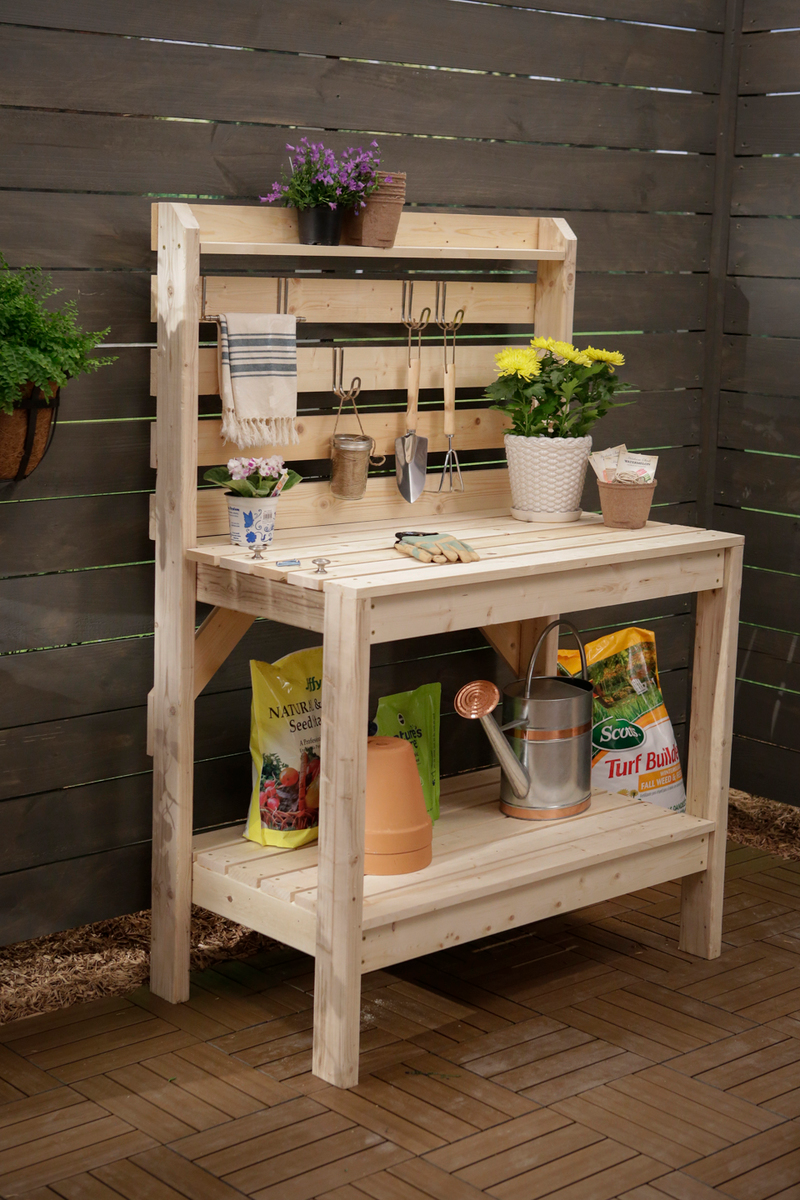 RYOBI NATION - Potting Bench
