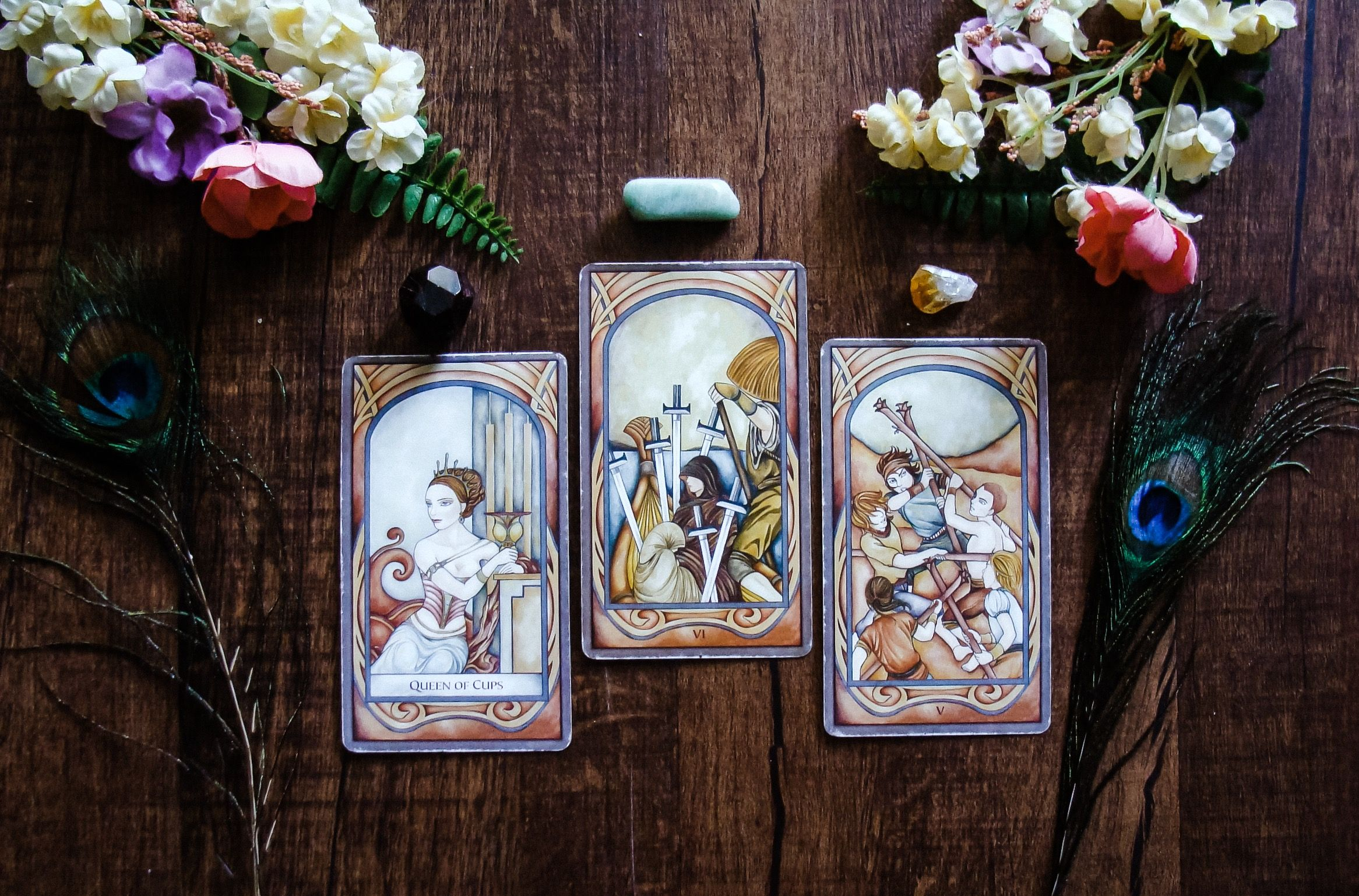 How do they feel about me love tarot reading love tarot