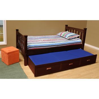 For grants room: costco: Cameron Twin Trundle Bed | For the Home ...