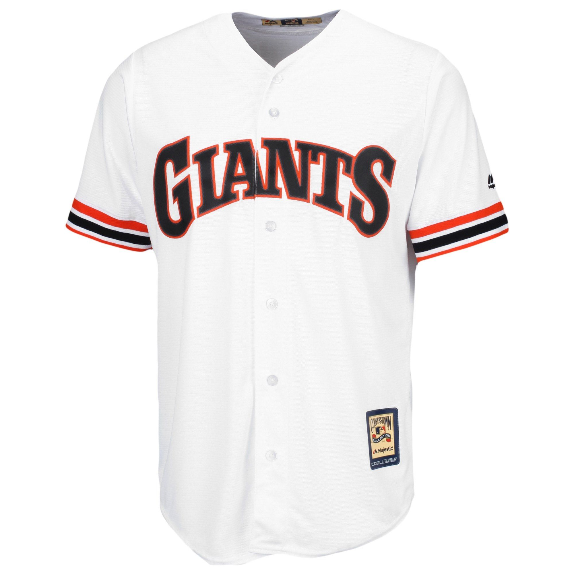 Majestic San Francisco Giants Cooperstown Jersey San Francisco Giants Outfit San Francisco Giants Jersey Team Jersey