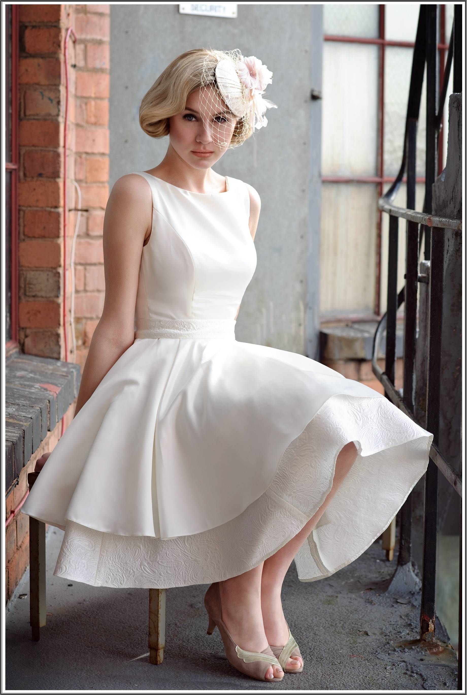 Short Wedding Dress Coat Pant