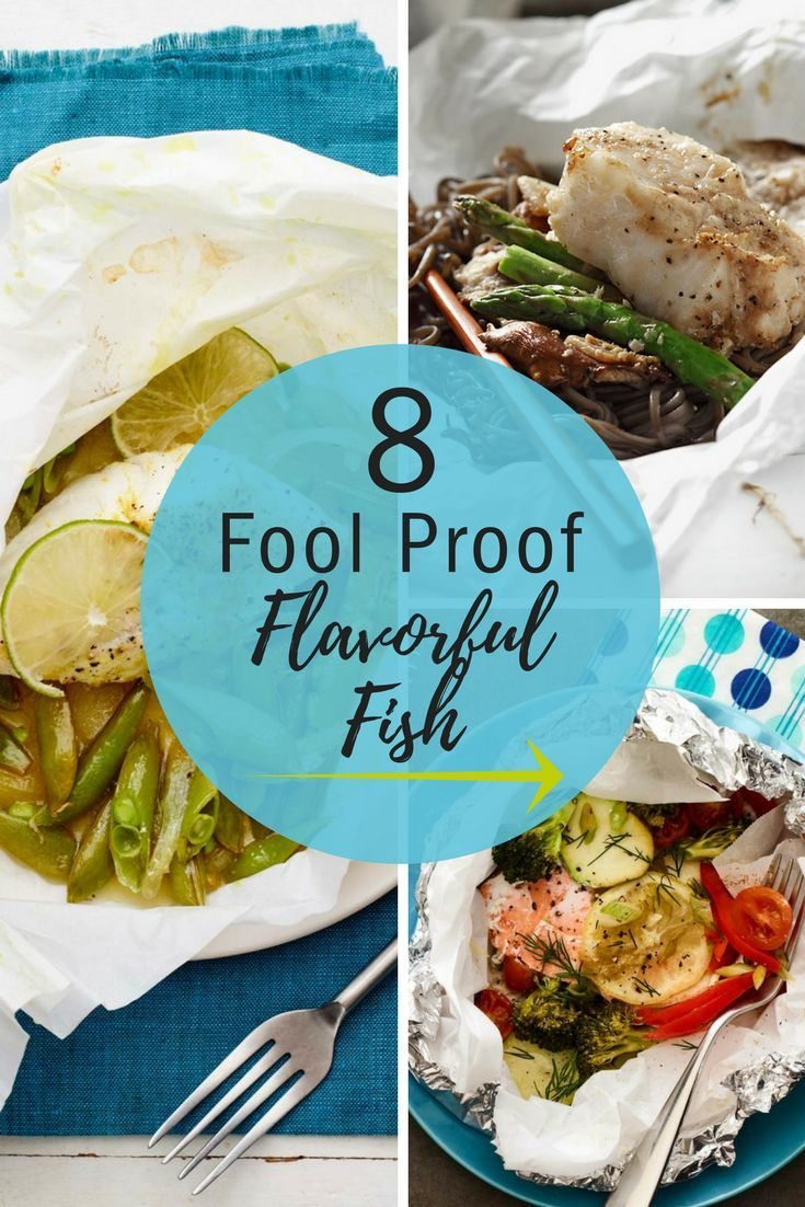 My Secret for Fool-Proof Flavorful Fish | Parchment paper, Super ...