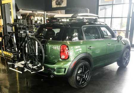 Lift Kits Lifted MINI Cooper Countryman Assault 2