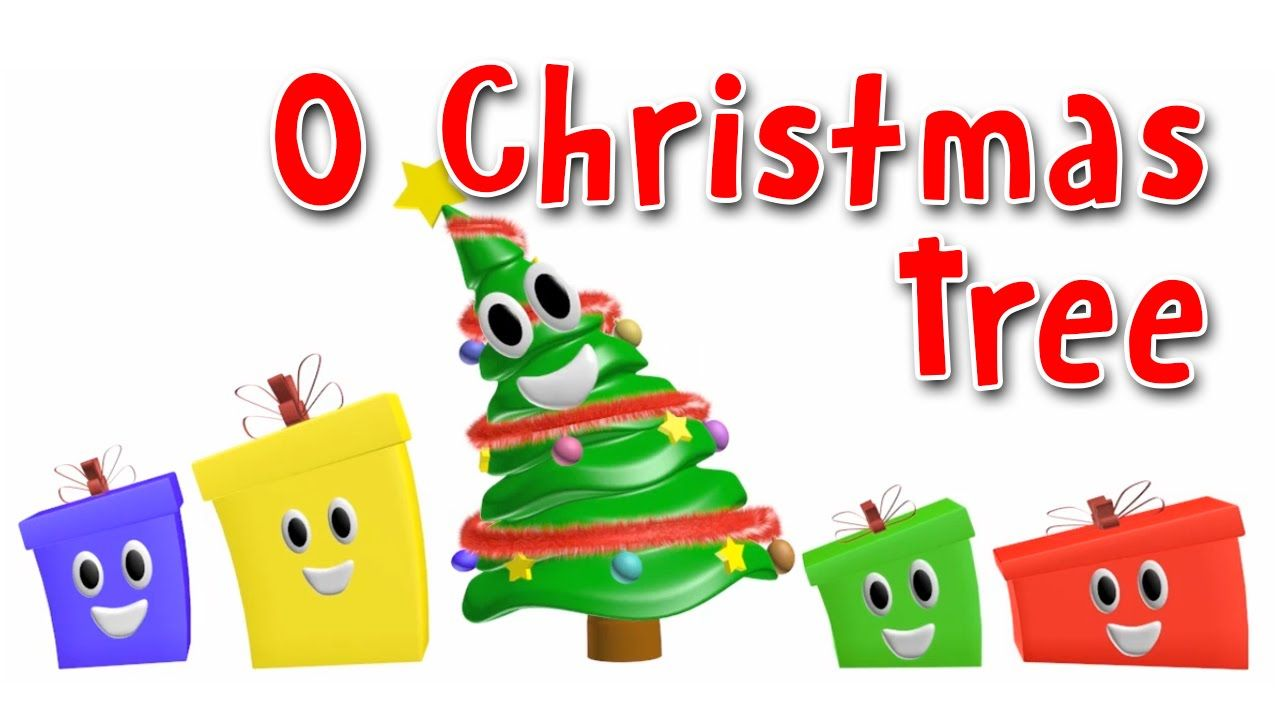 O Christmas Tree YouTube | O Christmas Tree Lyrics - Christmas Song ...