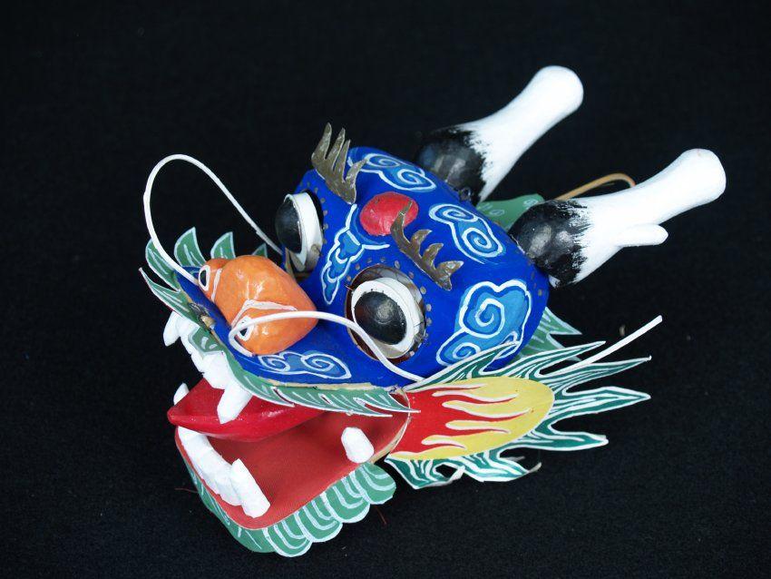 chinese dragon paper mache - Google Search | Art class ...