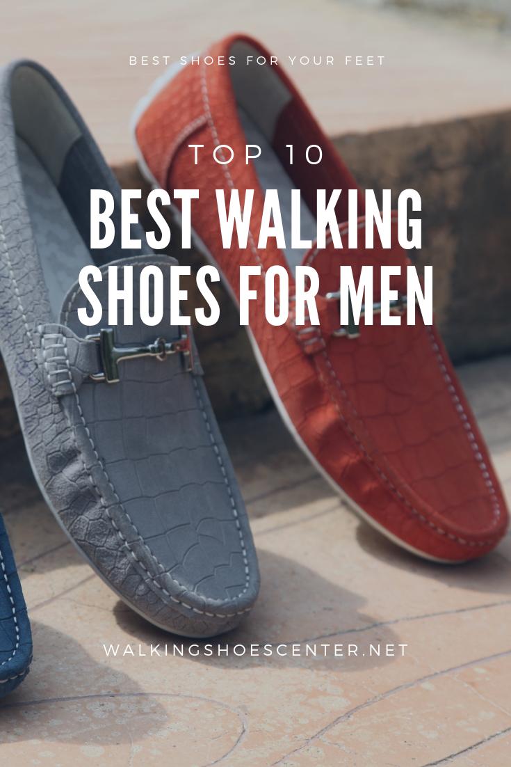 Top 10 Best walking shoes for men
