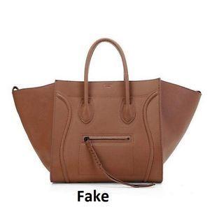 160733c9da How To Spot Fake Celine Phantom Handbags