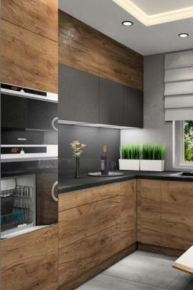 Projekty I Aranzacje Wnetrz Fabryka Projektow Kitchen Furniture Design Modern Kitchen Design Kitchen Design Decor