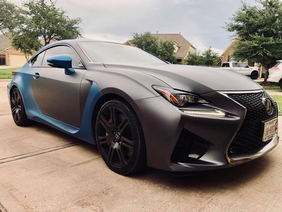 Back To Basics With A Matte Paint Finish Looks Awesome Photo By Lexus Custom Lexus Lexus Cars Sports Car