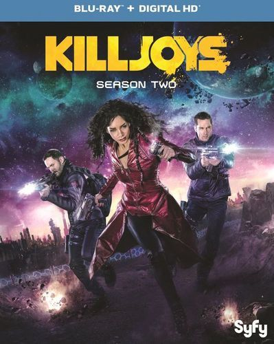 Killjoys Season Two Includes Digital Copy Ultraviolet