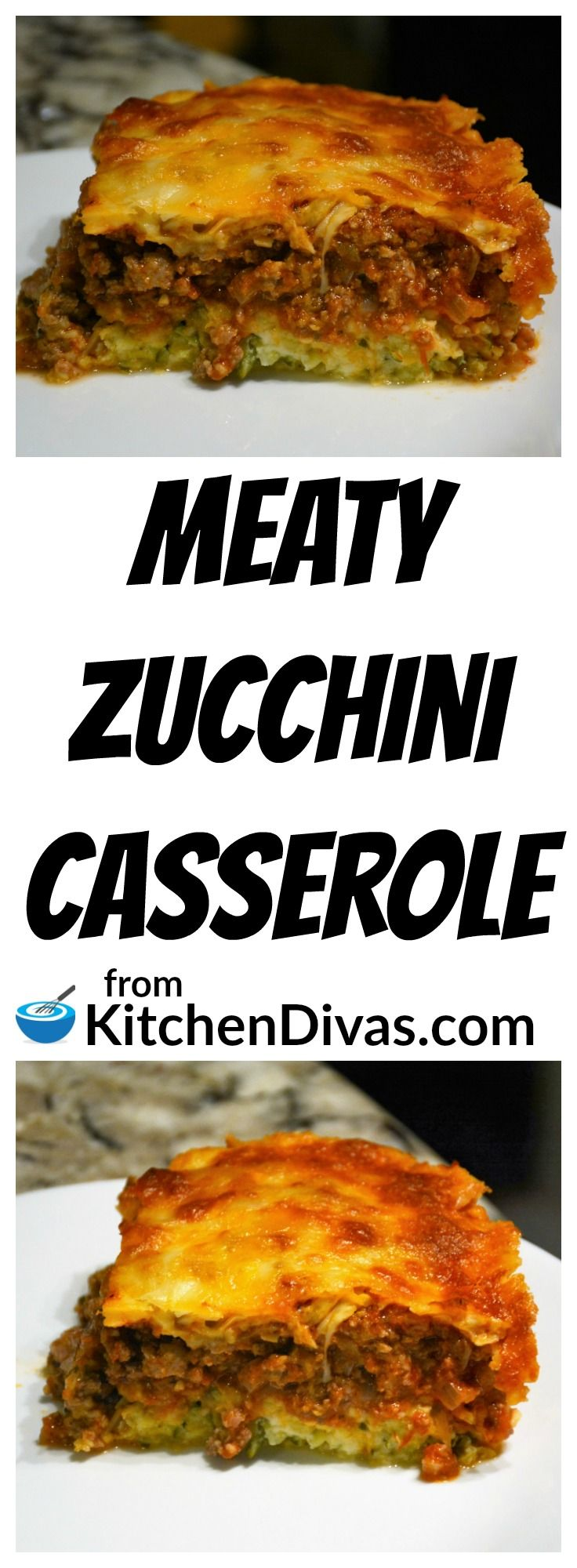 Photo of This zucchini crust is fabulous! Actually, this casserole fabulous! Another reci…