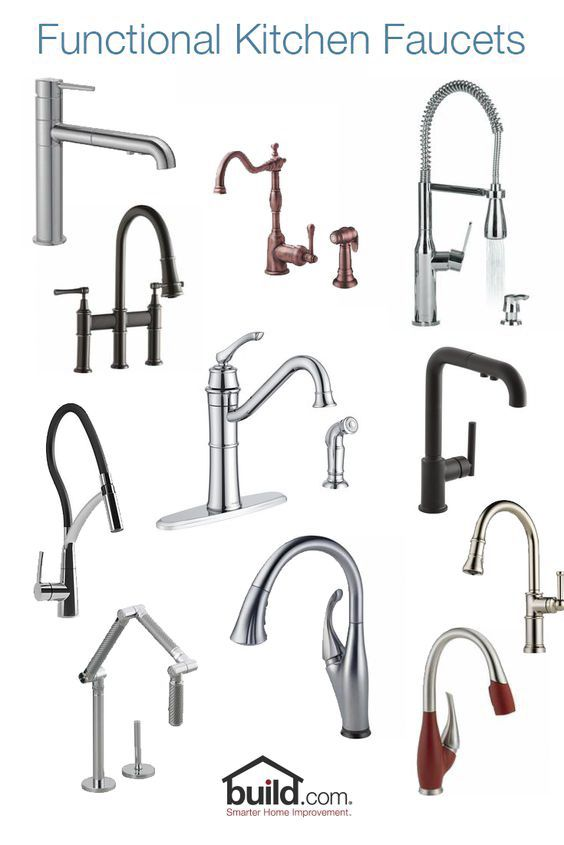 Beautiful Kitchen Faucets All Under 200 Most Popular Kitchen