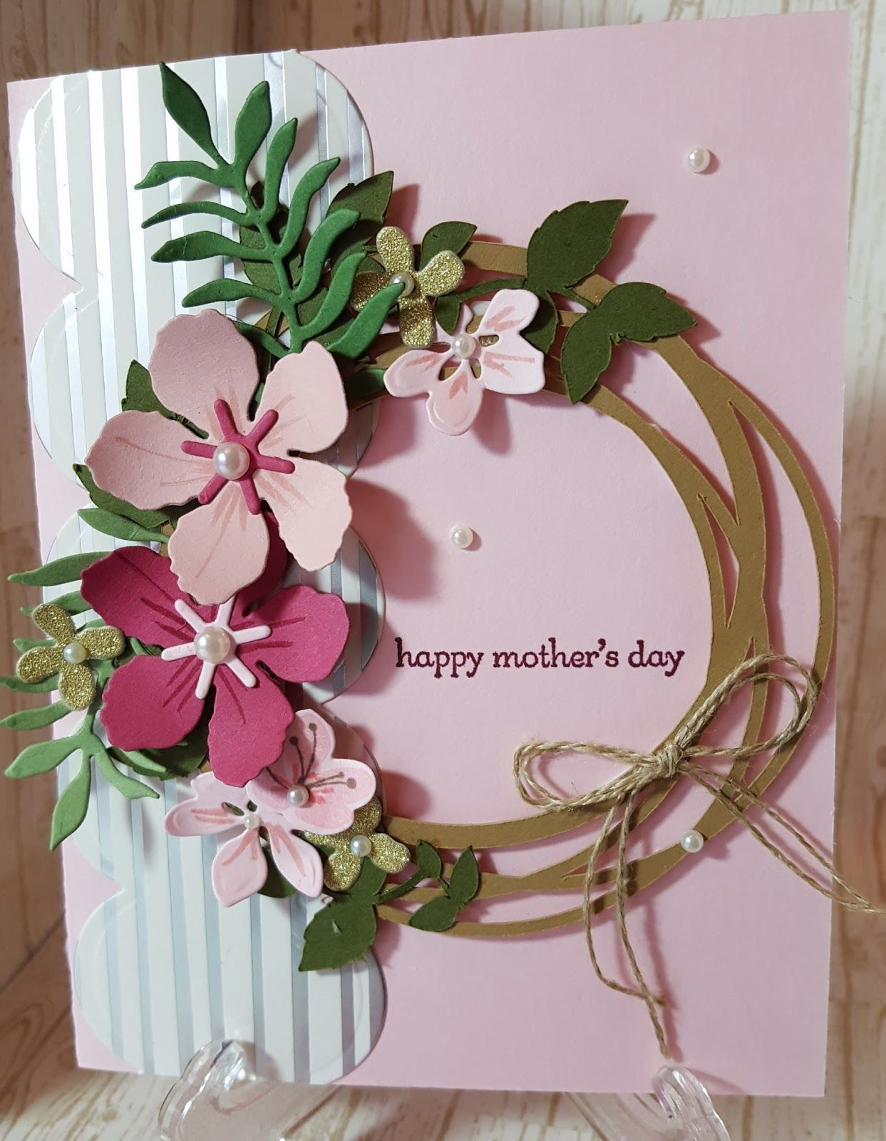 Easy diy mothers day cards to gift your mom free