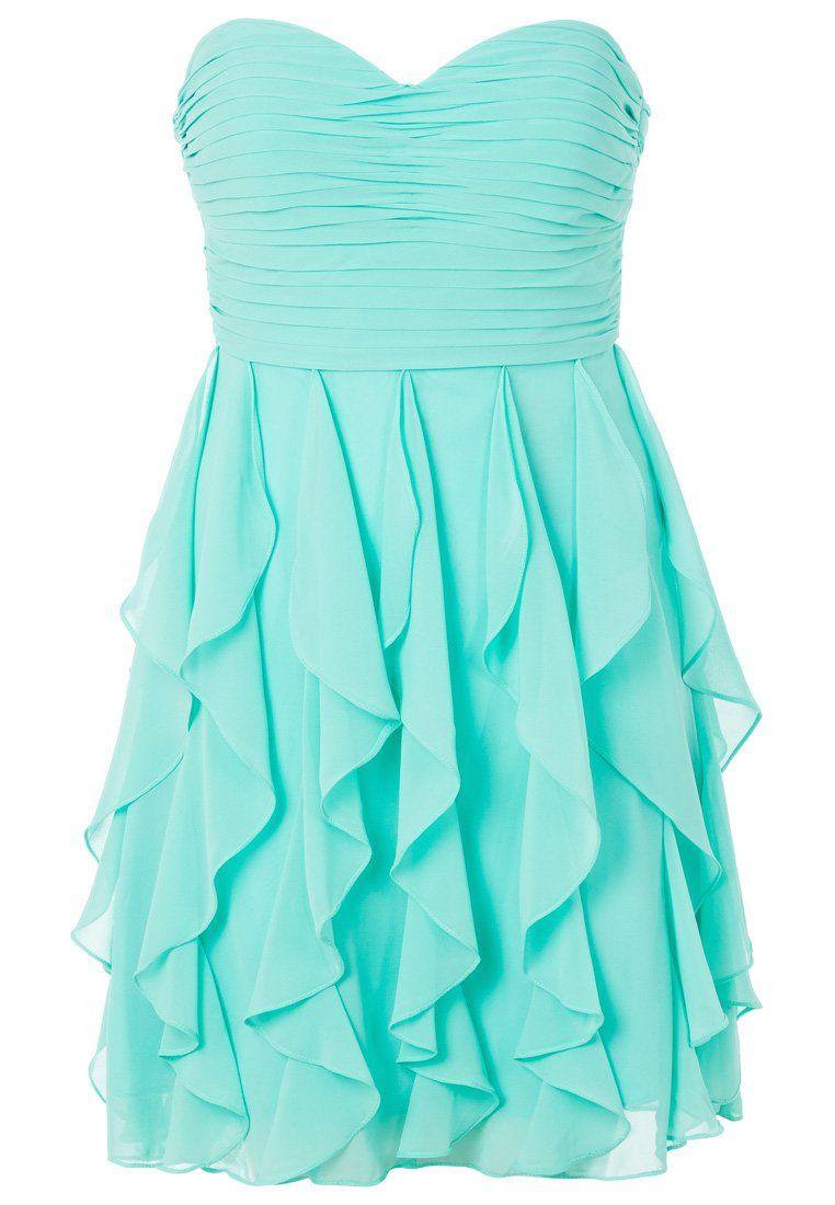 Dieses Kleid verleiht dir unglaubliche Leichtigkeit und Eleganz ...