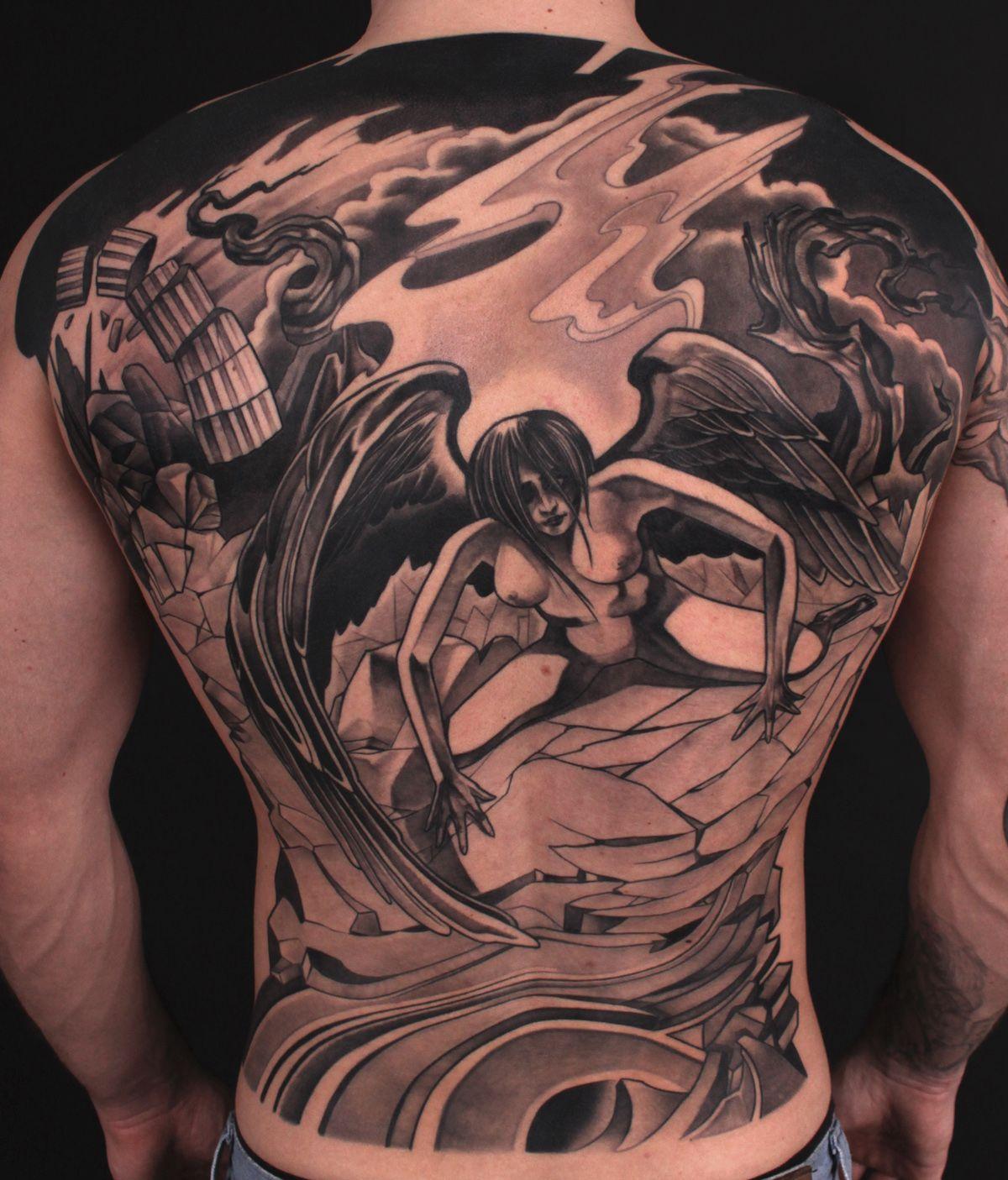 Pin On Grey Wash Skull Tattoo Flash