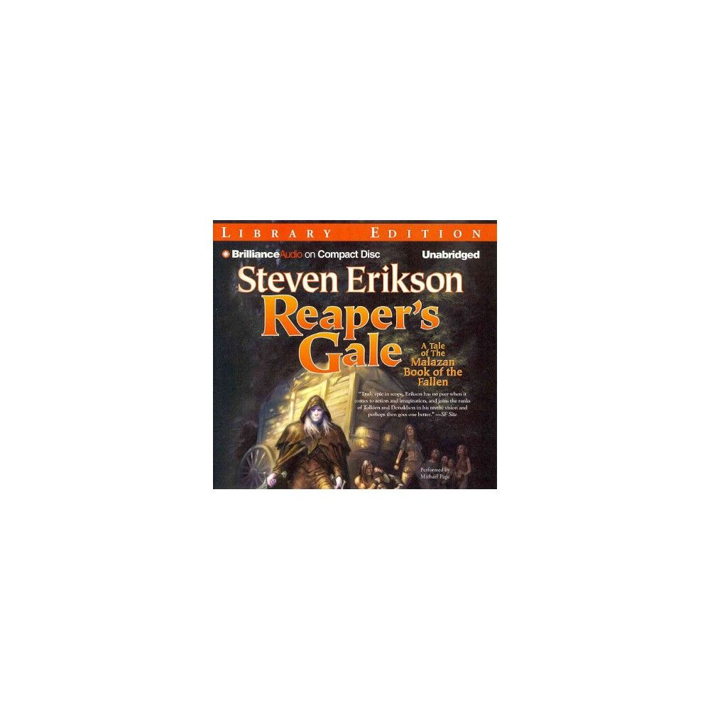 Reaper's Gale (12) (unabridged) (compact