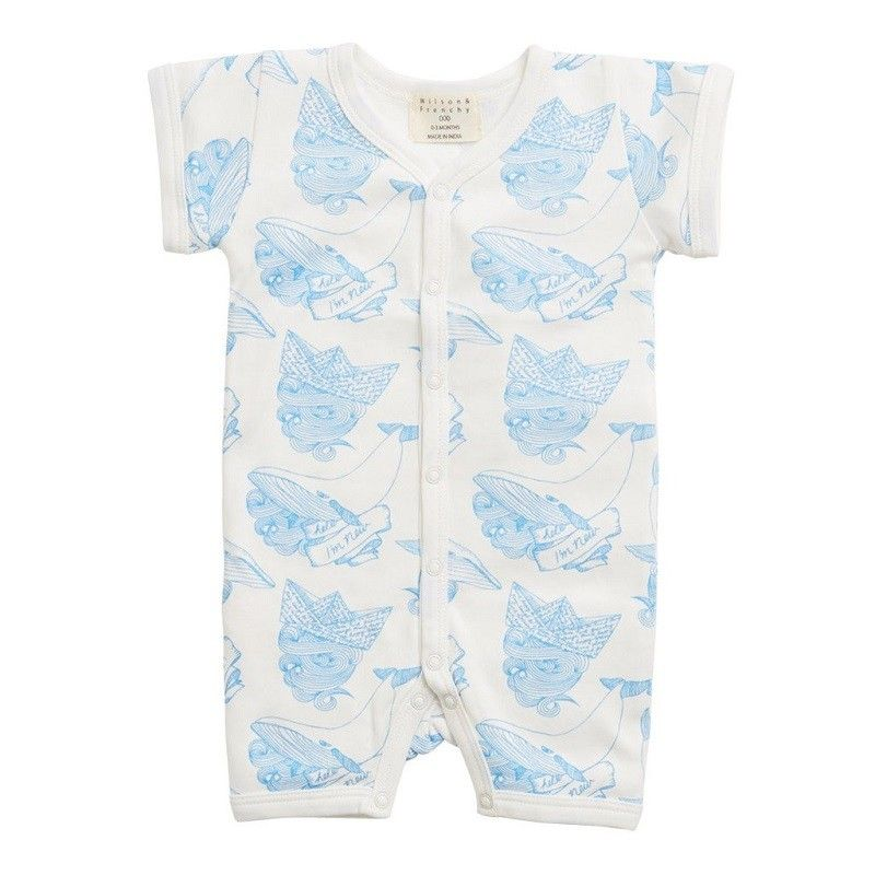 Wilson and Frenchy Whale Of A Time Short Growsuit find it and other fashion  trends. Online shopping for Wilson and Frenchy clothing. The whale of a  time. b70bdb9b4