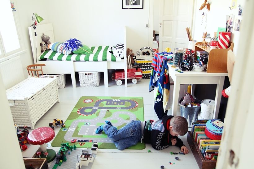 boy's bedroom | ugly truth | My Second Hand Life blog