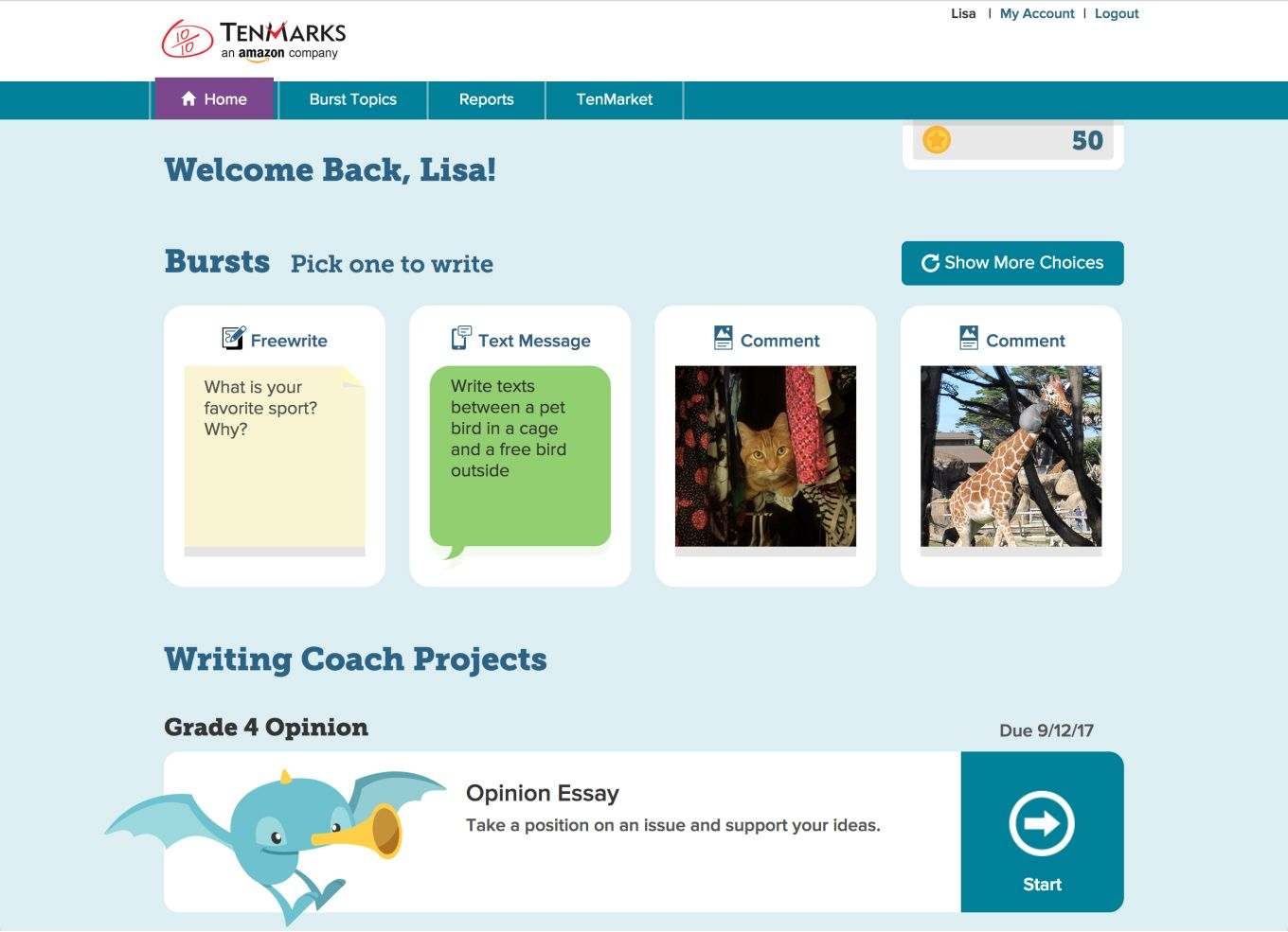 Amazon S TenMarks Releases A New Curriculum For Educators That