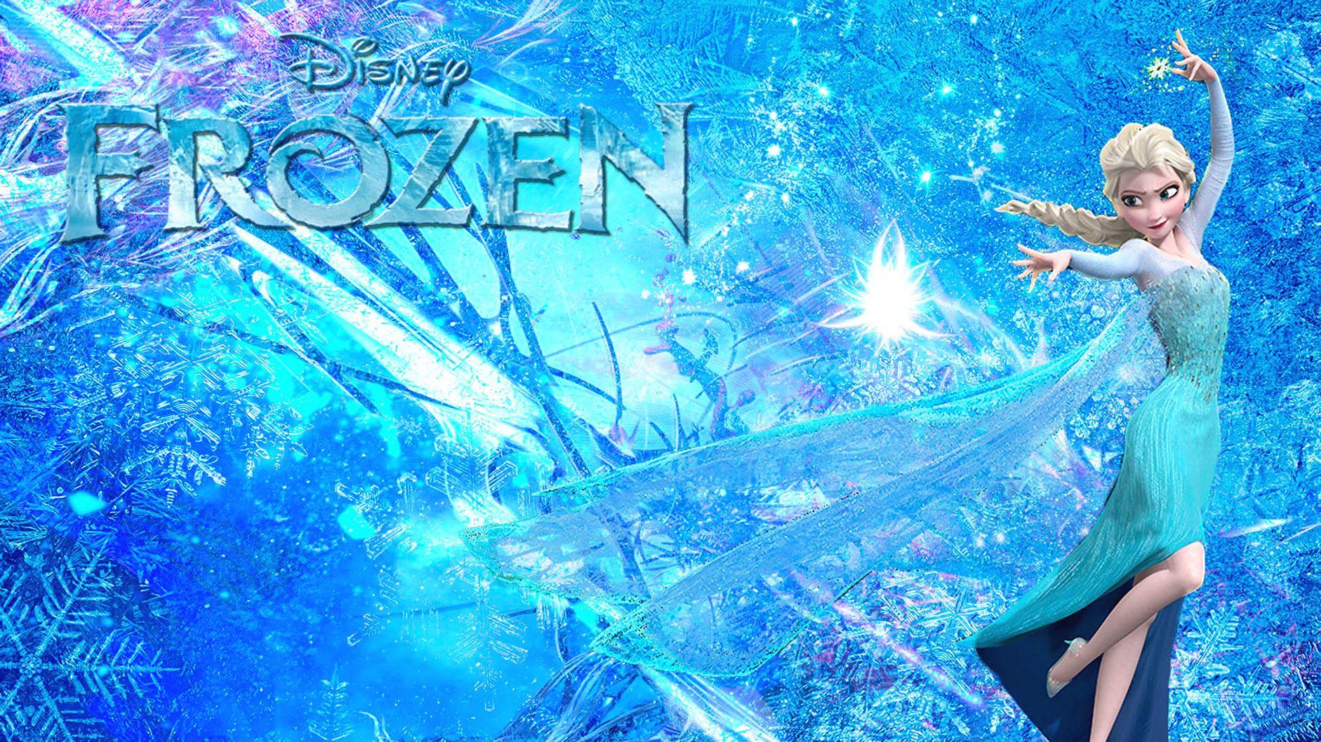 Sweet Frozen HD Wallpaper