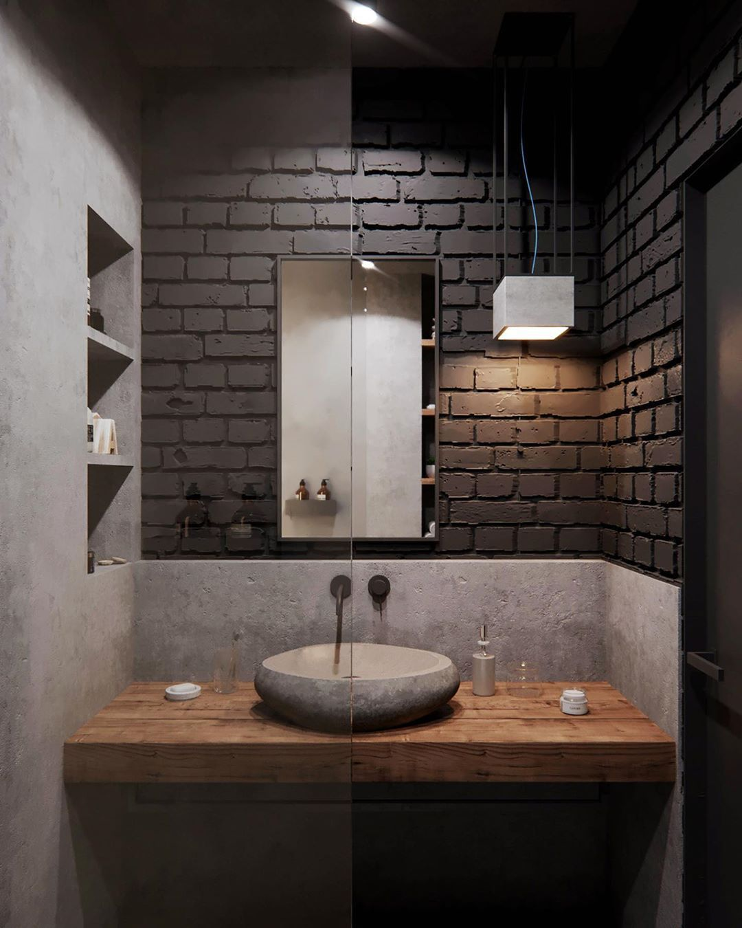 9 Secret Advice To Make An Outstanding Home Bathroom Remodel Stylish Bathroom Small Master Bathroom Bathroom Remodel Master