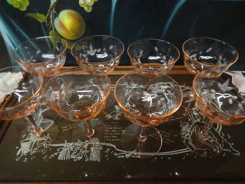 Pink-16-Panel-Etched-Depression-Glass-Champagne-Coupe.jpg 500×375 pixels