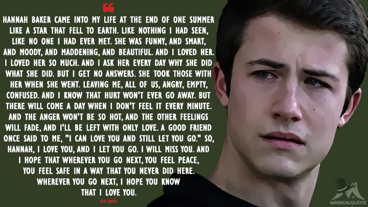 The Best 13 Reasons Why Quotes - MagicalQuote #13reasonswhy