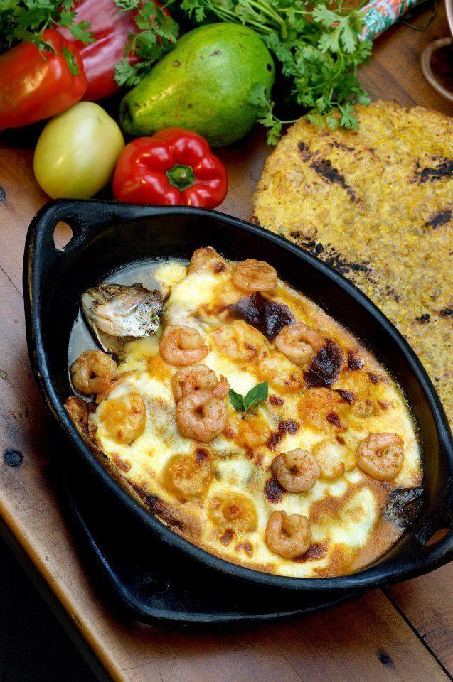 Trucha a la marinera receta