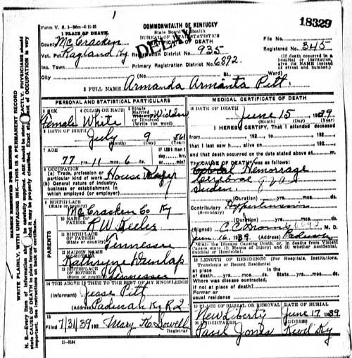 Divorce Records Search For: Kentucky Vital Records