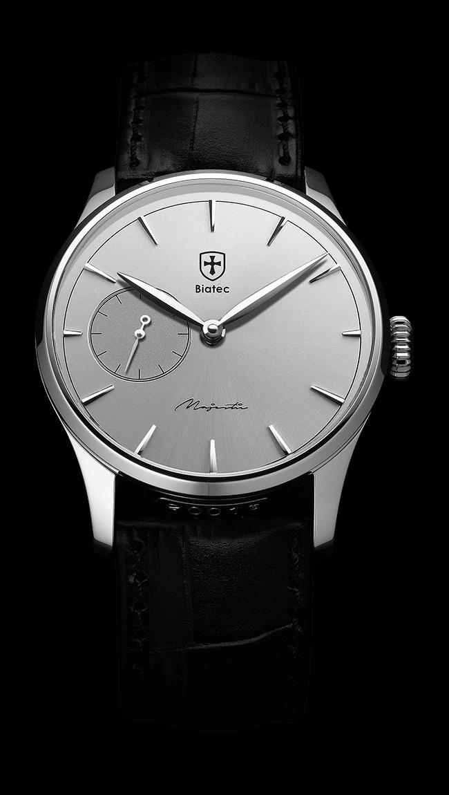 Biatec Majestic 03 - Mechanické automatické hodinky - čelný pohľad 4d9226e9648