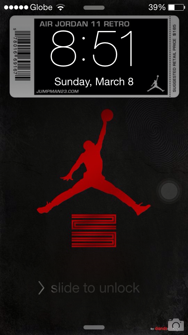 Jordan 11 Breds My DandsDave Cool_Wallpapers Iphone