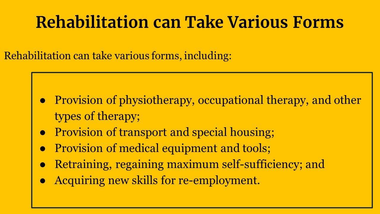 How To Choose A California Rehabilitation Facility After
