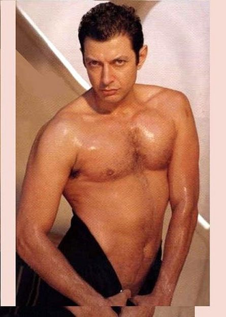 Naked jeff nude goldblum