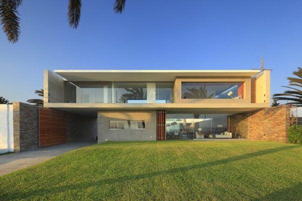 de 180 Fotos de fachadas de casas modernas, casas pequeñas, bonitas