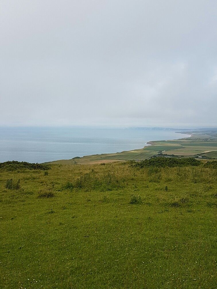 View from St Catherine's Oratory