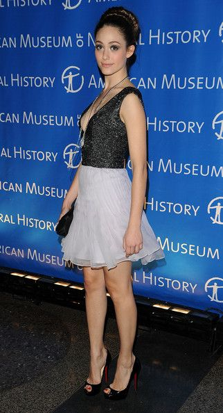 Emmy Rossum Hair