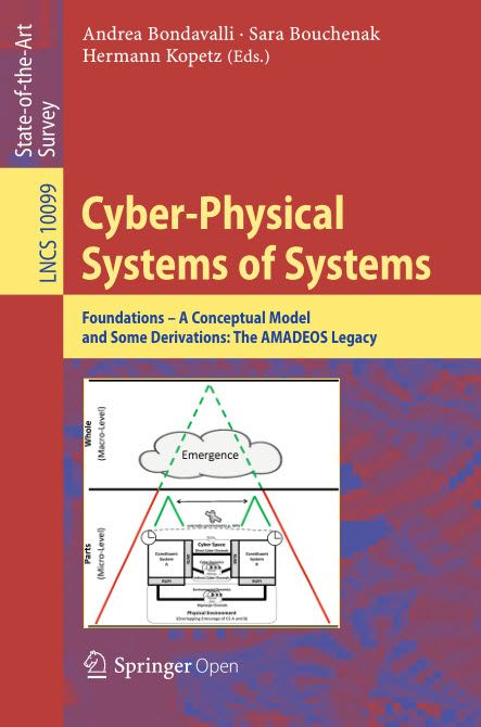Cyber-Physical Systems of Systems Foundations – A Conceptual Model and Some Derivations: The AMADEOS Legacy