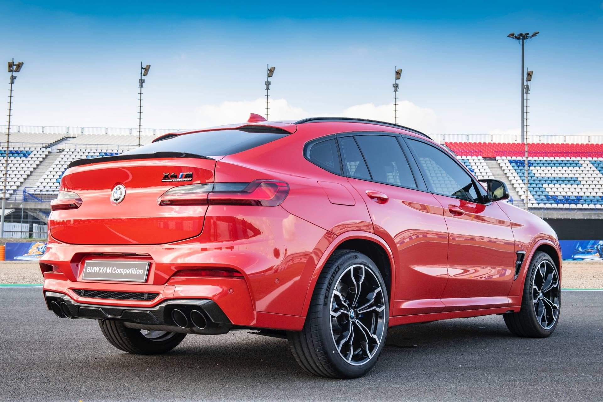 2020 Bmw X4 M Competition With Images Bmw Bmw X4 Competition