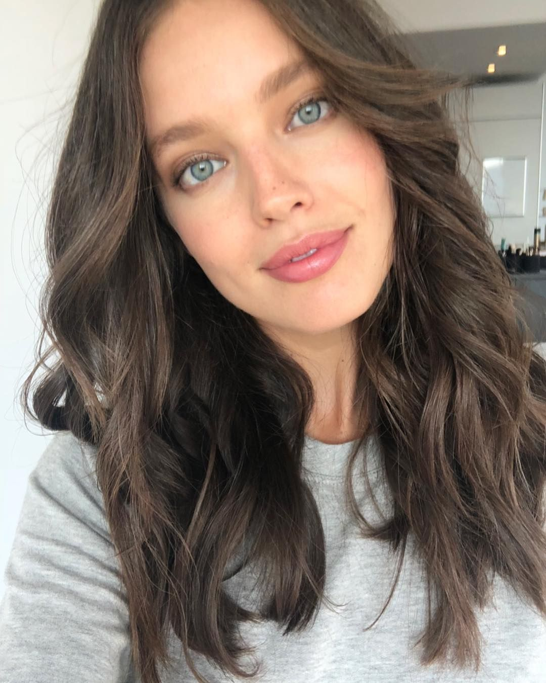 Emily DiDonato on Instagram: All natural makeup routine