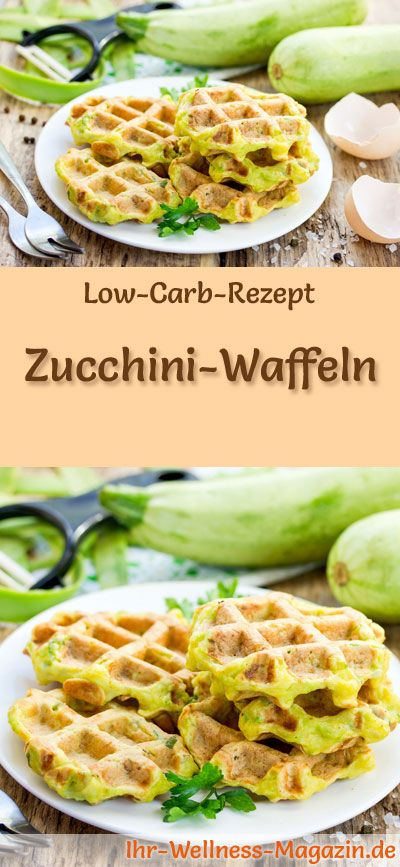 low carb zucchini waffeln fr hst ck in 2019 rezept pinterest. Black Bedroom Furniture Sets. Home Design Ideas