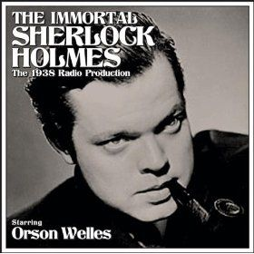 Orson Welles actually played Moriarty (but it was his