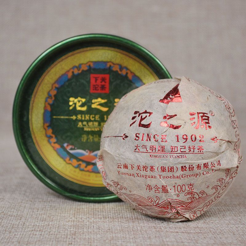 $24.99 (Buy here: https://alitems.com/g/1e8d114494ebda23ff8b16525dc3e8/?i=5&ulp=https%3A%2F%2Fwww.aliexpress.com%2Fitem%2FGRANDNESS-2012yr-Yunnan-XiaGuan-Tea-Factory-Pu-erh-Tea-Raw-TuoCha-Pu-er-Tea-100g%2F749287811.html ) [GRANDNESS] TUO ZHI YUAN * 2014 yr TOP Quality Premium Yunnan XiaGuan Tea Factory Puerh Tea Raw Shen  TuoCha Pu'er Tea 100g for just $24.99