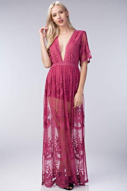 062fc4d26f1e Chloe Maxi Dress